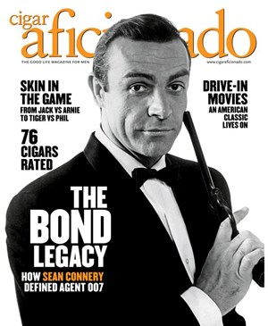 Cigar Aficionado Magazine | 7/2020 Cover