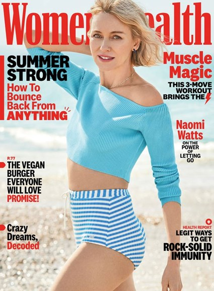 Women's Health Cover - 7/1/2020