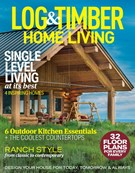 Log Home Living Magazine 6/1/2020