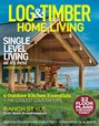 Log Home Living Magazine | 6/2020 Cover