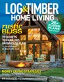 Log Home Living Magazine | 3/2020 Cover