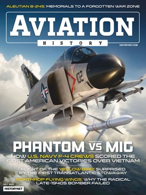 Aviation History Magazine | 7/2020 Cover