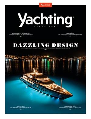 Yachting Magazine | 8/2020 Cover