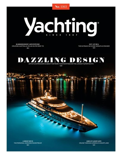 Yachting | 8/2020 Cover