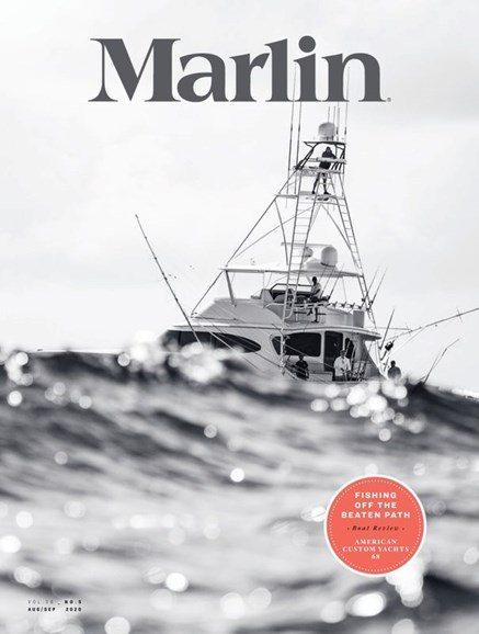 Marlin Cover - 8/1/2020
