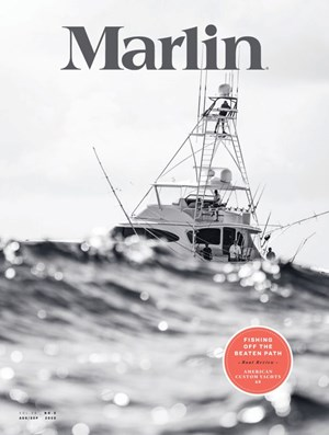 Marlin Magazine | 8/2020 Cover