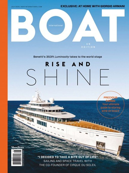 Boat International Cover - 7/1/2020