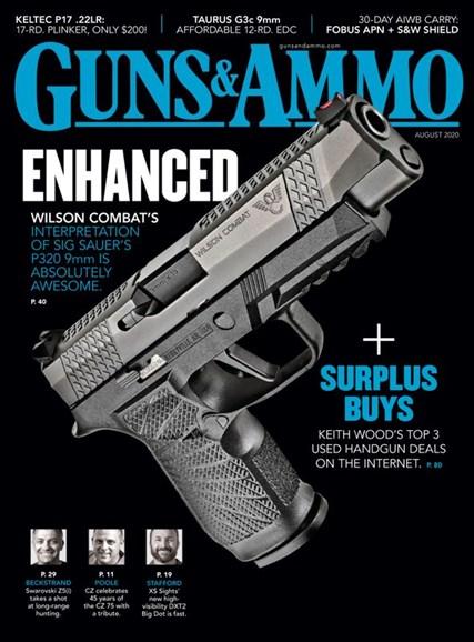 Guns & Ammo Cover - 8/1/2020