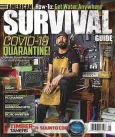 American Survival Guide   9/2020 Cover
