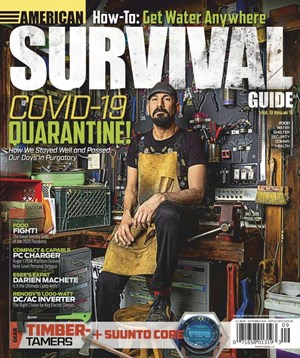 American Survival Guide Magazine | 9/2020 Cover
