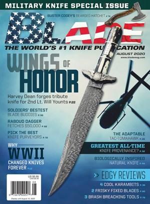Blade Magazine | 8/1/2020 Cover