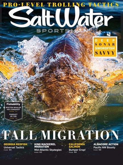 Salt Water Sportsman Cover - 8/1/2020