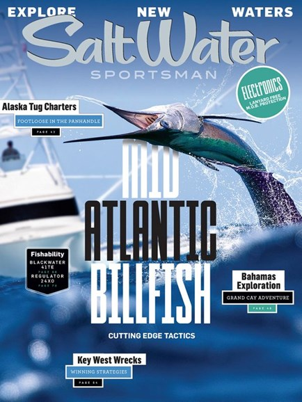 Salt Water Sportsman Cover - 6/1/2020