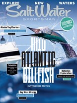 Salt Water Sportsman | 6/2020 Cover