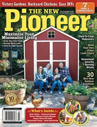 New Pioneer | 10/2020 Cover