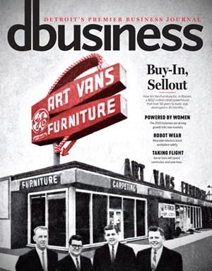 DBusiness  Magazine | 7/2020 Cover