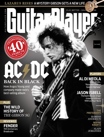 Guitar Player Cover - 8/1/2020