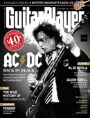 Guitar Player | 8/2020 Cover