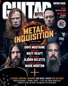 Guitar World (non-disc) Magazine 8/1/2020