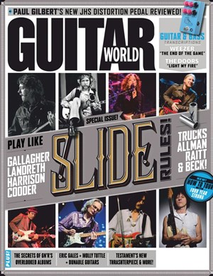 Guitar World (non-disc) Magazine | 9/2020 Cover