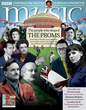 BBC Music Magazine | 8/2020 Cover