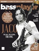 Bass Player | 8/2020 Cover