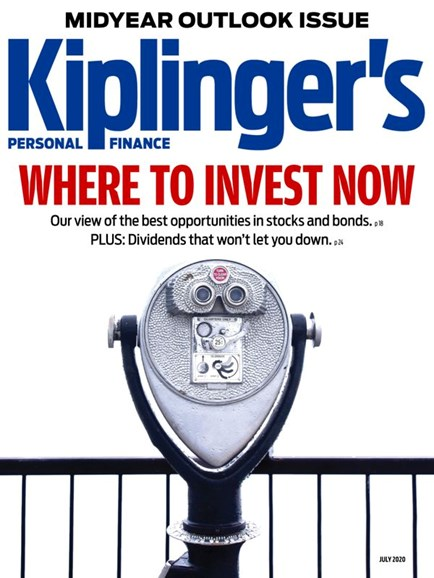 Kiplinger's Personal Finance Cover - 7/1/2020