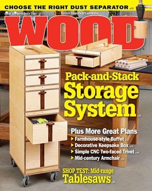 Wood Magazine | 9/1/2020 Cover