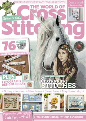 The World of Cross Stitching Magazine | 9/2020 Cover