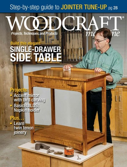 Woodcraft Cover - 8/1/2020