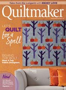 Quiltmaker | 9/2020 Cover