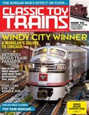 Classic Toy Trains   9/2020 Cover