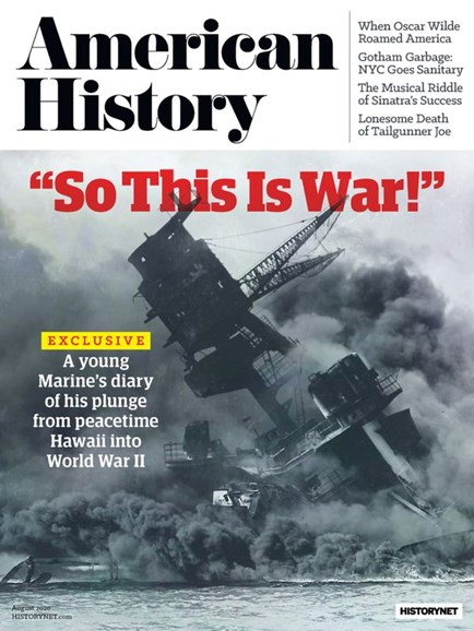 American History Cover - 8/1/2020