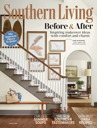 Southern Living Magazine | 8/1/2020 Cover