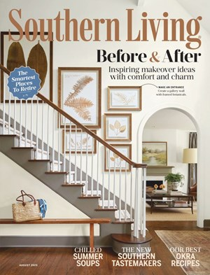 Southern Living Magazine   8/1/2020 Cover