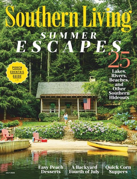 Southern Living Cover - 7/1/2020