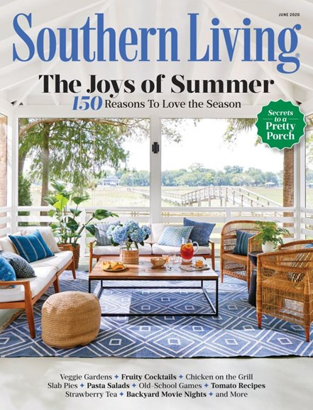 Southern Living Cover - 6/1/2020