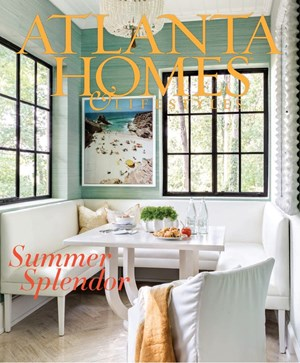 Atlanta Homes & Lifestyles Magazine | 8/2020 Cover