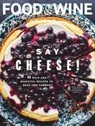 Food & Wine Magazine 8/1/2020