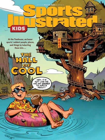 Sports Illustrated Kids Cover - 5/1/2020