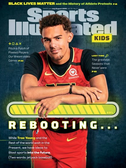 Sports Illustrated Kids Cover - 7/1/2020