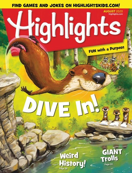 Highlights Cover - 8/1/2020