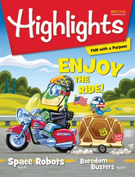 Highlights Cover - 7/1/2020
