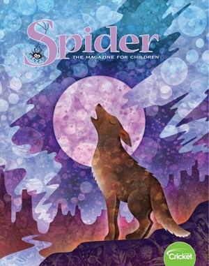 Spider Magazine | 7/2020 Cover