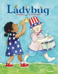 Ladybug Magazine | 7/2020 Cover