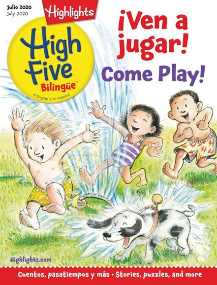 Highlights High Five Bilingue Cover - 7/1/2020