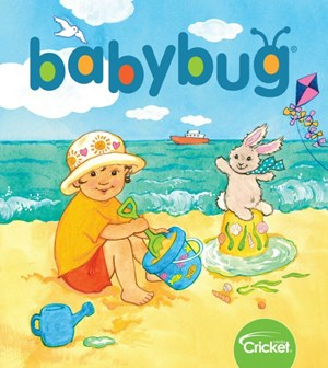 Babybug Magazine | 7/2020 Cover