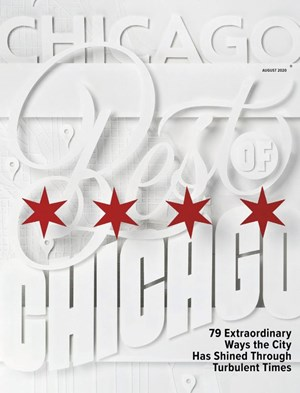 Chicago Magazine | 8/2020 Cover