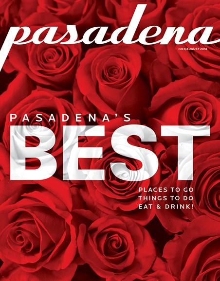 Pasadena Cover - 7/1/2018