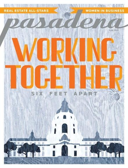 Pasadena Cover - 6/1/2020